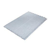 Plaque alv ol e pour stabilisation de graviers fix 32 blanc 1170x764x32 mm bera gravel fix - Nid d abeille pour gravier ...