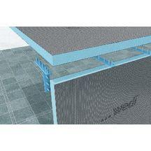 Panneau de construction à carreler Wedi 2500x600x40 mm - WEDI ...