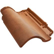 Tuile terre cuite f riane monier colorado 480x290 mm monier toiture charpente for Distributeur tuiles monier