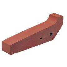 Brique pour appui de fen tre pentabric 35 lisse flamm e for Appui de fenetre brique
