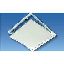 trappe de visite alu plaque pour plafonds et cloisons. Black Bedroom Furniture Sets. Home Design Ideas