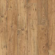 Contre-plinthe moulure châtaignier naturel planches Quick-Step 1541 - 17x17x2400 mm