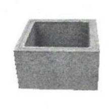boisseau vulcano carr 35x35 cm b ton 45x45x25 cm. Black Bedroom Furniture Sets. Home Design Ideas