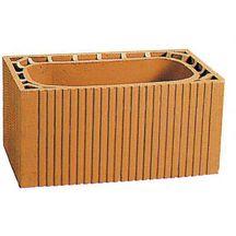 boisseau alv ol terre cuite terreal bo11 pour conduit de. Black Bedroom Furniture Sets. Home Design Ideas