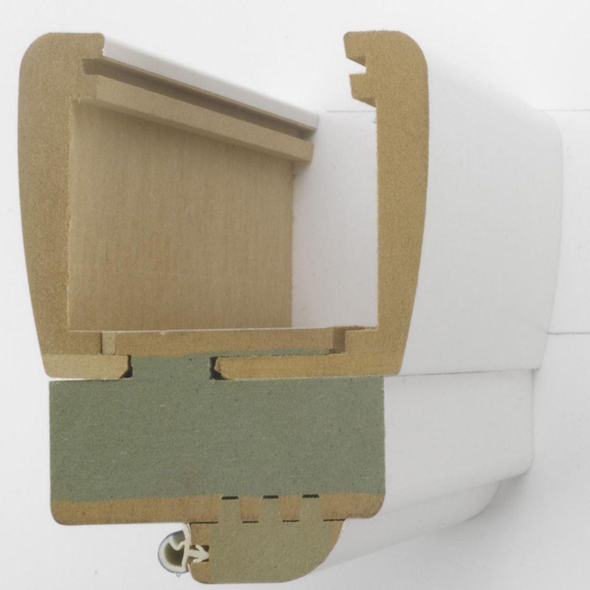 righini chambranle contre chambranle pour cloison 93 120. Black Bedroom Furniture Sets. Home Design Ideas