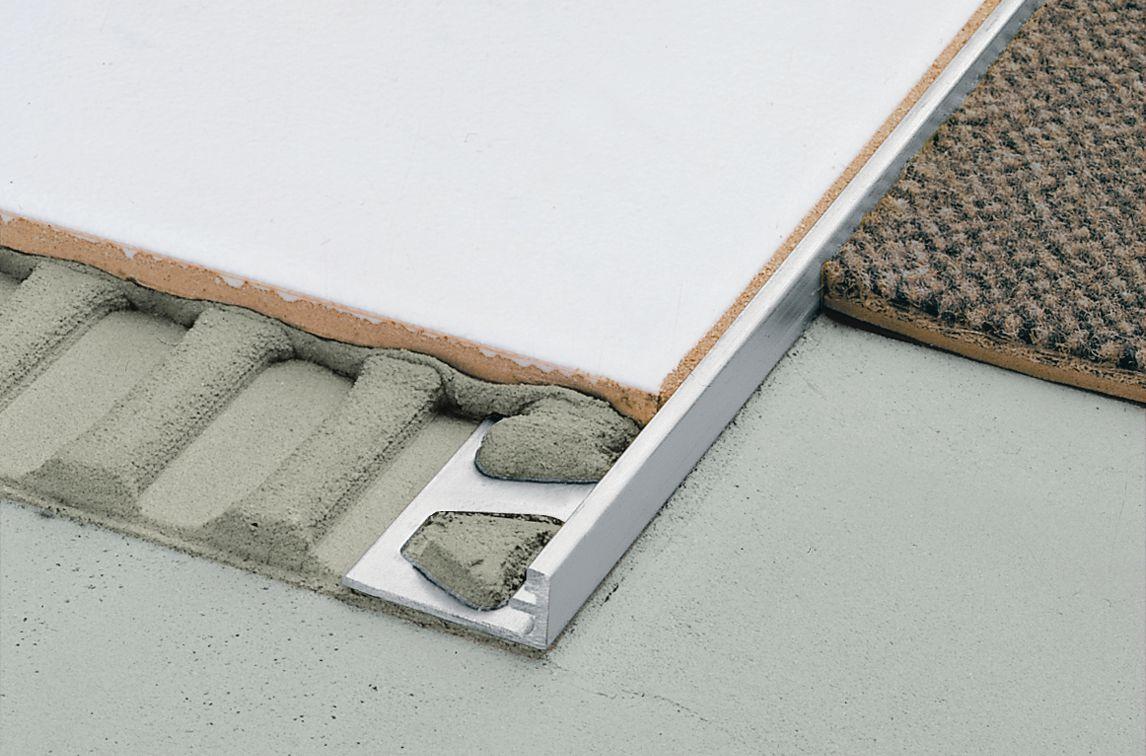SCHLUTER SYSTEMS - Profilé de sols Schlüter®-SCHIENE-A aluminium