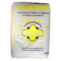 Sous enduit pr t l 39 emploi intercromex cesa gris sac 30 - Sac beton pret a l emploi ...
