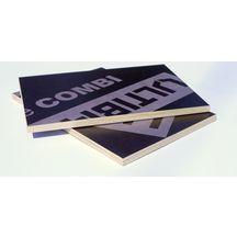 contreplaqu combi film ext rieur collage wbp 250x125 cm p 15 mm ultibat gros. Black Bedroom Furniture Sets. Home Design Ideas