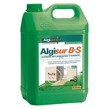 Protection anti humidit mur fa ade algisur bidon de 5 l - Anti humidite mur interieur ...