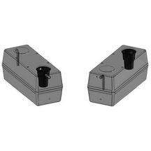 fosse toutes eaux eurofos 3000 l b ton avec pr filtre. Black Bedroom Furniture Sets. Home Design Ideas