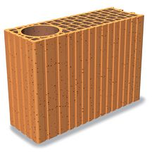 brique isolante porotherm grand format roul e r15 poteau 430 150 299 mm porotherm gros. Black Bedroom Furniture Sets. Home Design Ideas