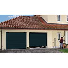 Porte de garage sectionnelle edw mrp pr mont 7016 avec serrure 2375x2000mm tubauto - Porte de garage sectionnelle tubauto ...