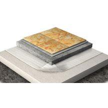 panneau isolant pse pour sol unimat sol supra p 60 mm 1 2x1 0 m r 1 75 m k w siniat. Black Bedroom Furniture Sets. Home Design Ideas