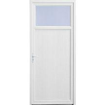 porte de service pvc portes de service menuiseries ext rieures distributeur de mat riaux. Black Bedroom Furniture Sets. Home Design Ideas