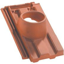 Tuile douille redland leroy merlin construction maison b ton arm for Tuile beton redland