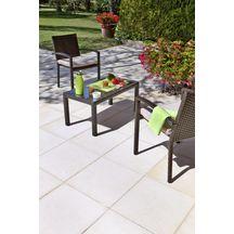 dalle sol ext rieur pierre reconstitu e piana forte ton pierre 50x50 cm p 3 5 cm. Black Bedroom Furniture Sets. Home Design Ideas