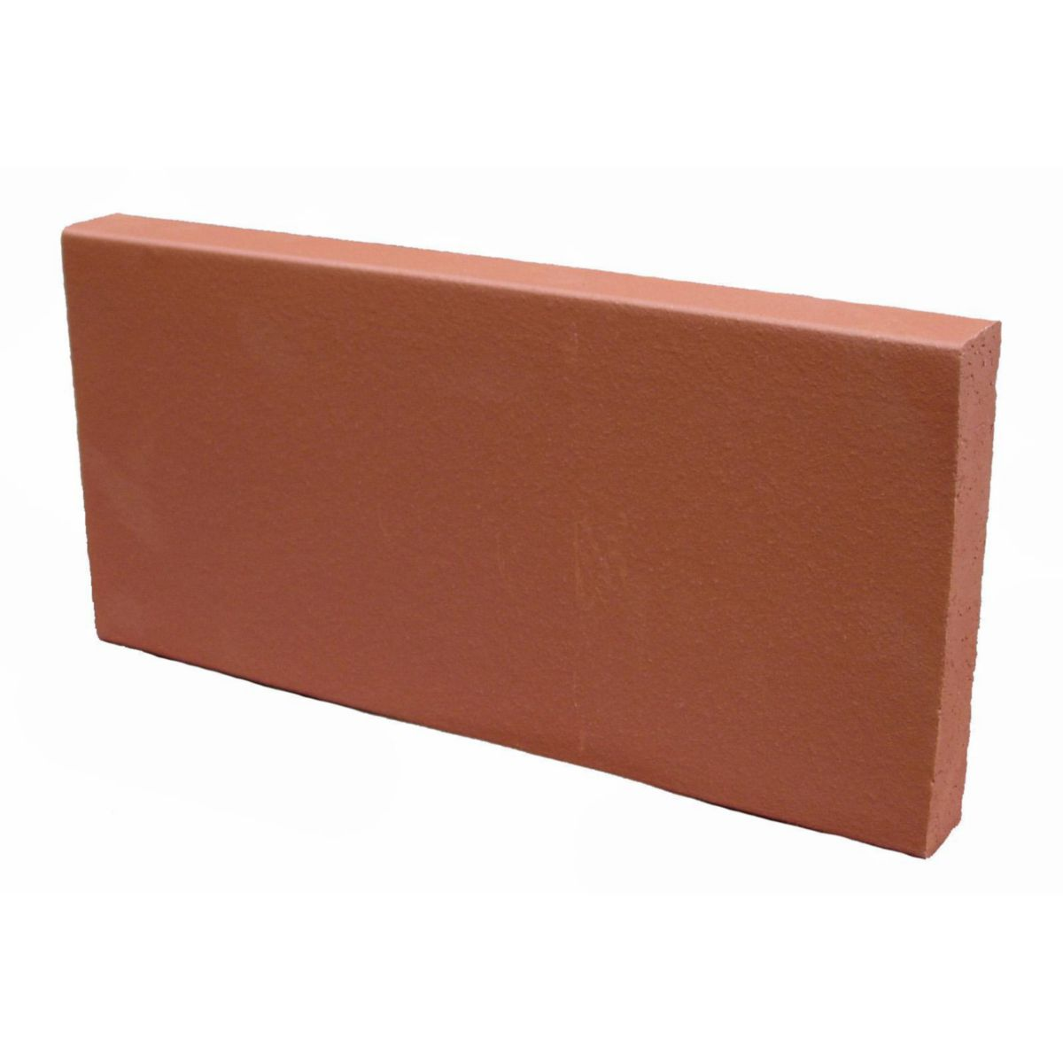Brique Pleine Cayrou Terre Cuite Rouge 50x110x440 Mm