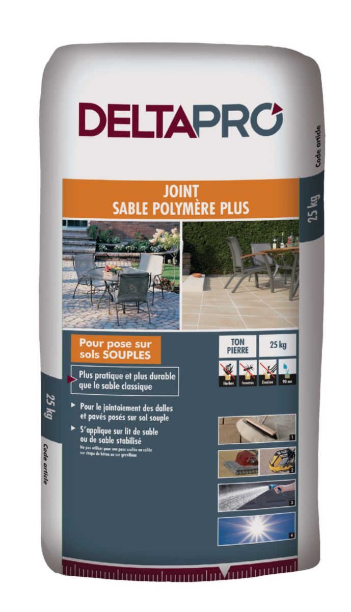 Joint polymere deltapro prix