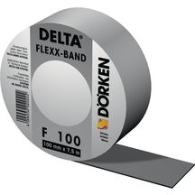 Delta-Flexx Band rouleau de 10mx100mm