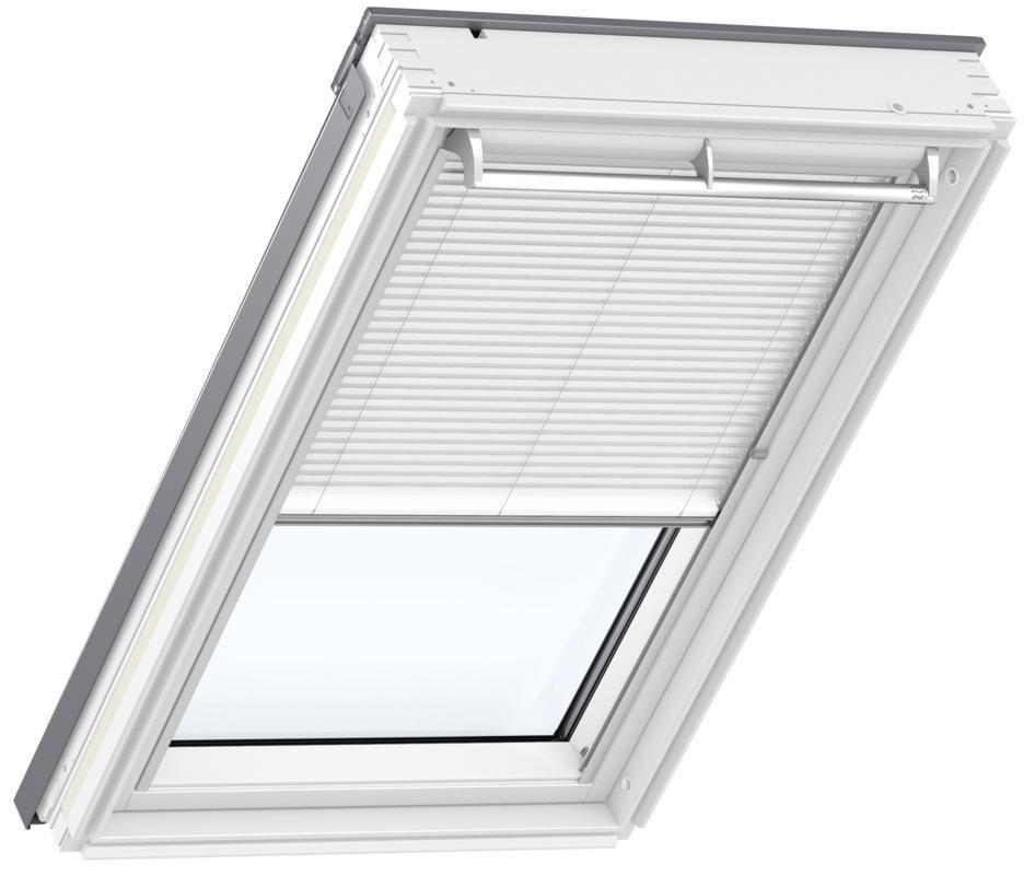 velux - store vénitien manuel pal pour fenêtre de toit pk08 94x140