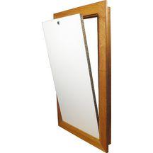 Trappe verticale isol e cadre bois 600x600 mm sgv pl tre isolation ite - Trappe de visite bois ...