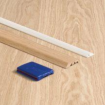 Profilé Incizo MDF LPU1662 Chêne Cambridge Naturel Monolame Quick-Step 13x48x2150 mm