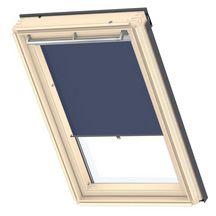 store rideau enrouleur rhl pour fen tre de toit 102 55x78 cm bleu marine velux. Black Bedroom Furniture Sets. Home Design Ideas