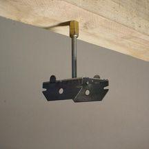 piton de r novation femelle pour plafond bo te de 100 pi ces placo pl tre isolation. Black Bedroom Furniture Sets. Home Design Ideas