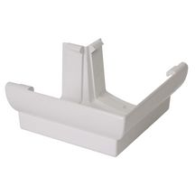 Angle ext�rieur 90� PVC pour goutti�re Ovation LG28 blanc Nicoll