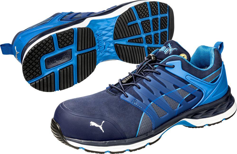 S1p 0 Esd Réf643850 De 42 Motion Blue Src Hro 2 Sécurité Velocity Chaussures Low rxoedCBW
