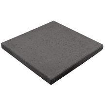 chapeau de pilier b ton plat pour poteau 30x30 cm harmonie gris anthracite 40x40 cm p 4. Black Bedroom Furniture Sets. Home Design Ideas