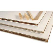 Clavettes bois pour cloison alv olaire de 50 mm cl 50 l for Cloison alveolaire 50 mm