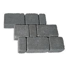 pav multiformat emilien gris granit 12x6x6 cm 12x12x6 cm 12x18x6 cm arte home. Black Bedroom Furniture Sets. Home Design Ideas