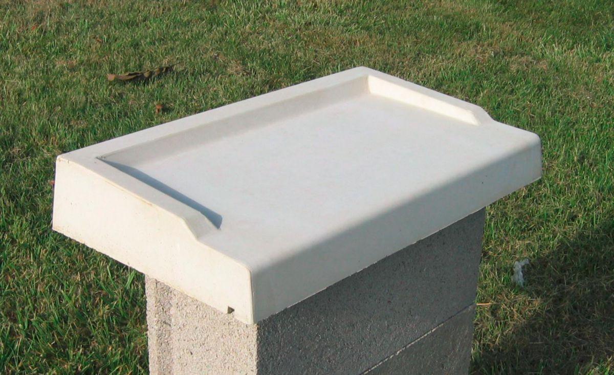 maubois appui de fen tre b ton ton pierre 35x132cm point p. Black Bedroom Furniture Sets. Home Design Ideas