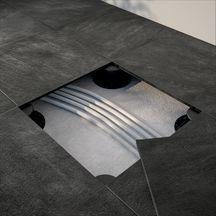 carrelage sol ext rieur gr s c rame factory 2 0 anthracite antid rapant 60x60cm p 2 cm. Black Bedroom Furniture Sets. Home Design Ideas