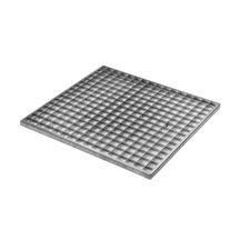 grille caillebotis acier galvanis pour caniveau draineco. Black Bedroom Furniture Sets. Home Design Ideas