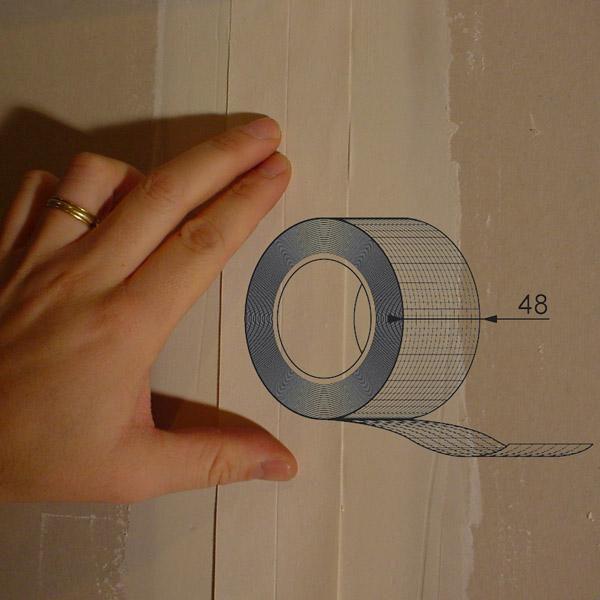 pieces et accessoires industriels bande joint adh sive. Black Bedroom Furniture Sets. Home Design Ideas