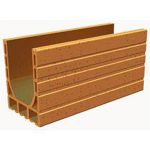 linteau de cha nage pour brique terre cuite gf r20. Black Bedroom Furniture Sets. Home Design Ideas