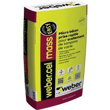 Micro b ton de voirie noir retrait compens et durcissement rapide 714 lankoroad scellflash - Beton prise rapide ...