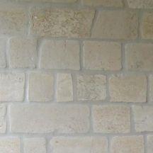 plaquette de parement mural ext rieur pierre de bourgogne antica h 15 cm longueur libre. Black Bedroom Furniture Sets. Home Design Ideas
