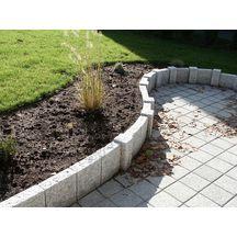 palissade en granit broch e 25x60 cm p 10 cm pierres de l 39 est d coration ext rieure. Black Bedroom Furniture Sets. Home Design Ideas