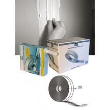 bande arm e pour renfort d 39 angle saillant rouleau de 30 m placo pl tre isolation ite. Black Bedroom Furniture Sets. Home Design Ideas