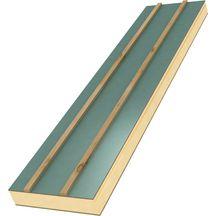 panneaux sandwich isolants supports de couverture isolation des toitures couverture. Black Bedroom Furniture Sets. Home Design Ideas