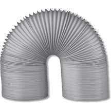 Gaine souple en PVC gris - Ø 125 mm - L. 6 m