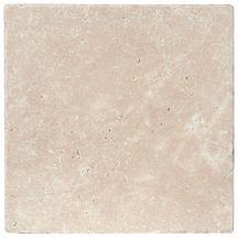pierre naturelle les pierres eternelles sol int rieur travertin blanc beige 30 5x30 5x1 cm. Black Bedroom Furniture Sets. Home Design Ideas