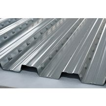 plaque plancher collaborant pcb 20 acier galvanis l. Black Bedroom Furniture Sets. Home Design Ideas