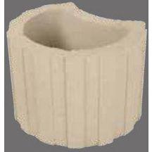 BIP Habillage de talus Mini Taludécor béton teinte sable