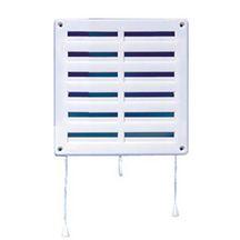 grille d 39 a ration carr e r glable moustiquaire pvc. Black Bedroom Furniture Sets. Home Design Ideas