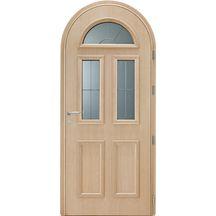 porte d 39 entr e mixte bois aluminium distributeur de mat riaux de construction point p. Black Bedroom Furniture Sets. Home Design Ideas
