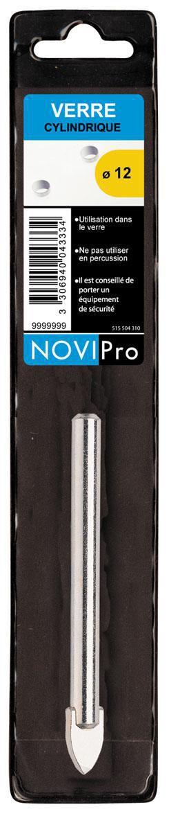 Commerce Pack QQ0108700030 6.0 mm x 58 mm verre et carrelage Foret
